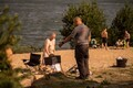 Vaatamata suurele tuleohule leidis päästeamet siiski inimesi, kes looduses grillivad.
