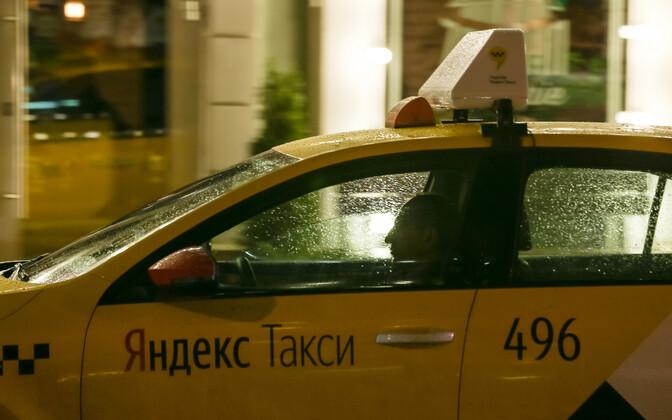 Yandex Taxi,.