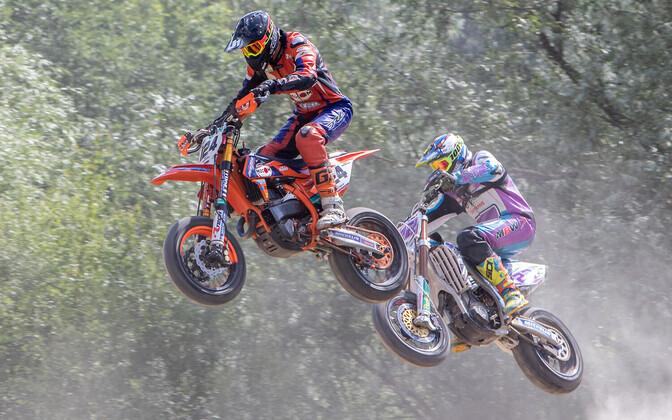 Eero Madisson (124) ja Patrick Pals (22)