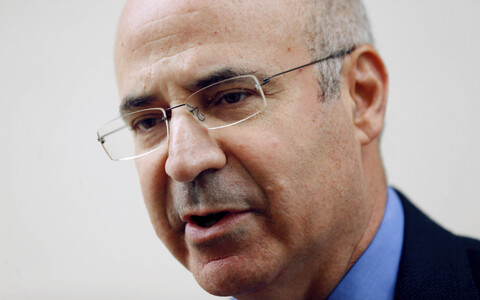 Finantsist Bill Browder.