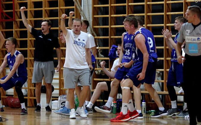 Eesti U-16 korvpallikoondis