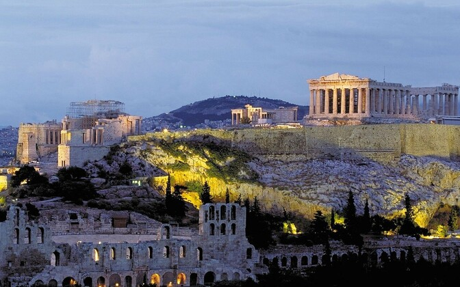 Греция. Иллюстративное фото.