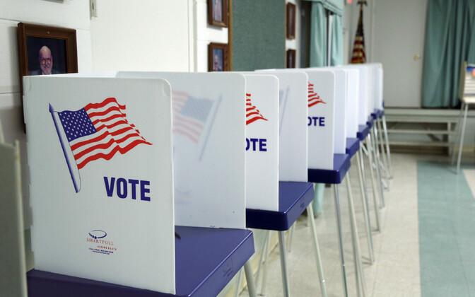 Valimisjaoskond Floridas.