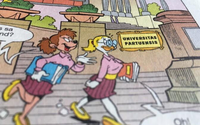Universitas Partuensis.