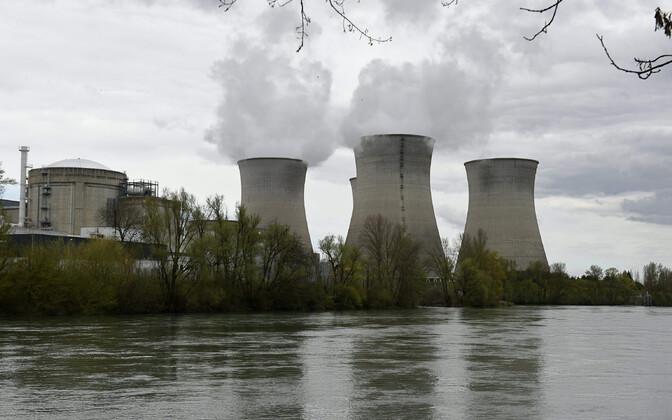 Bugey tuumaelektrijaam, arhiivifoto.