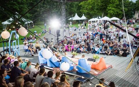 Arvamusfestival 2017. aastal.