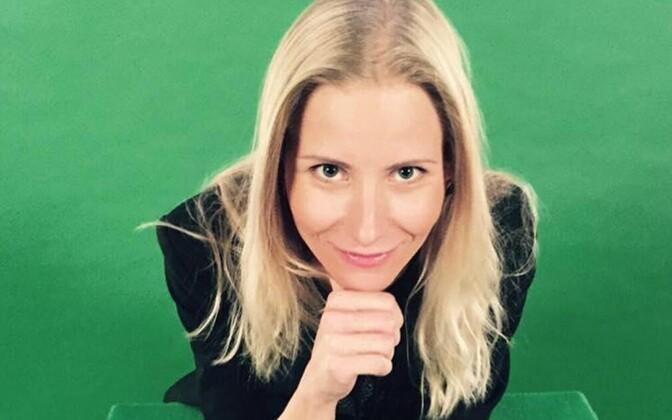 Kristiina Esop.
