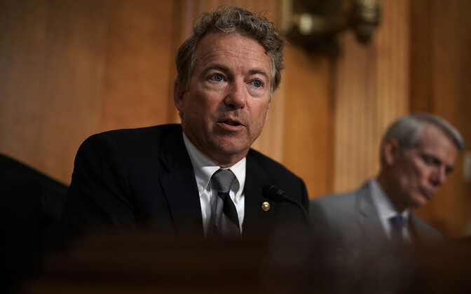USA senaator Rand Paul.