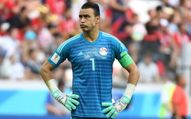 Essam El Hadary jalgpalli MM-il