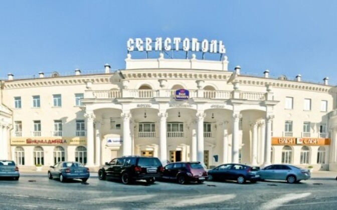 Hotell Best Western Sevastopol Hotel.