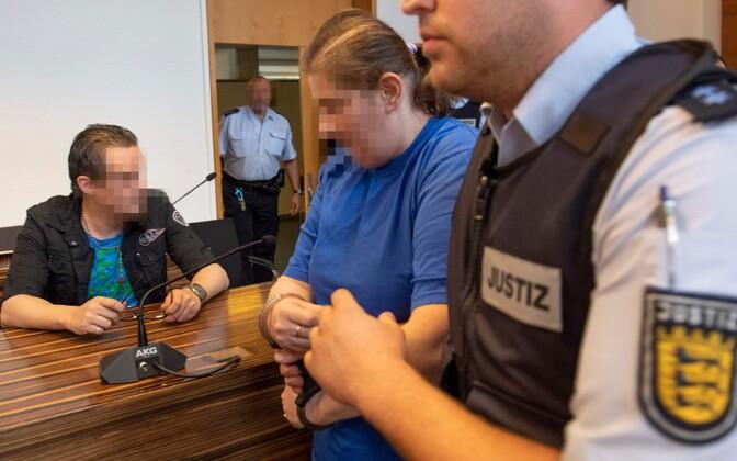 Суд во Фрайбурге над родителями, издевавшимися над собственным ребенком.