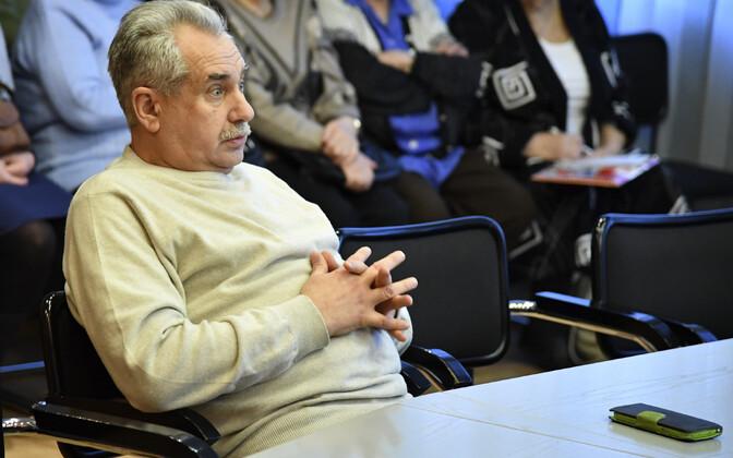Алексей Воронов сам намерен выступить в роли докладчика.