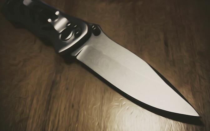 Нож регулярно становится орудием преступления.