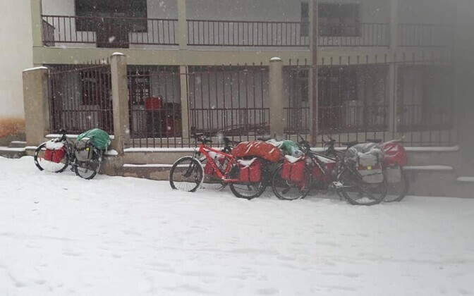 Uhhuduur Boliivias