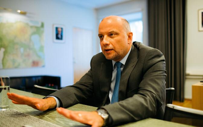 Toomas Sildami intervjuu Jüri Luigega