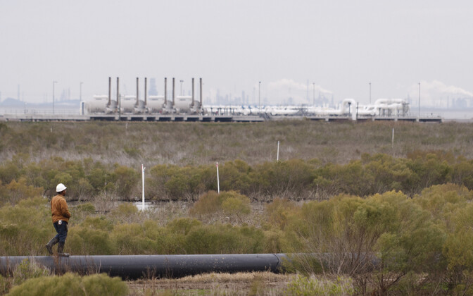 LNG tehas Louisiana osariigis.
