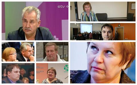 Восьмерых депутатов Нарвского горсобрания подозревают в коррупции.