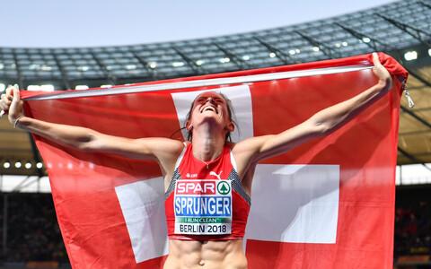 Lea Sprunger