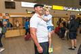 Встреча Герда Кантера в аэропорту Таллинна.