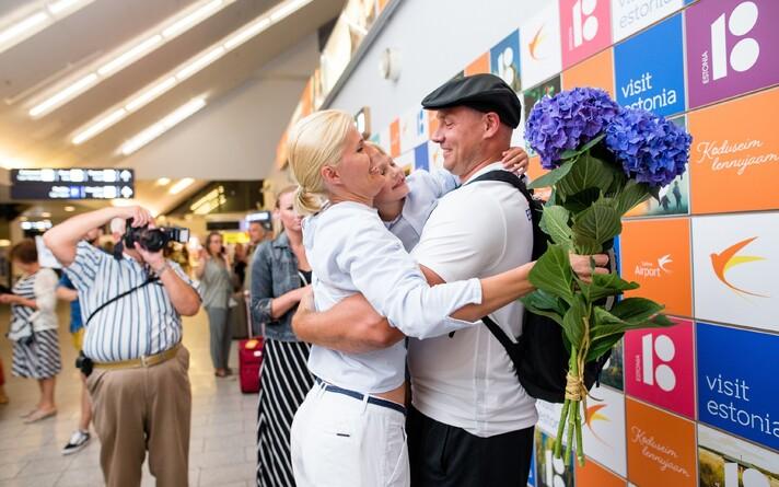 Gerd Kanter jõudis karjääri viimaselt tiitlivõistluselt tagasi Tallinnasse.