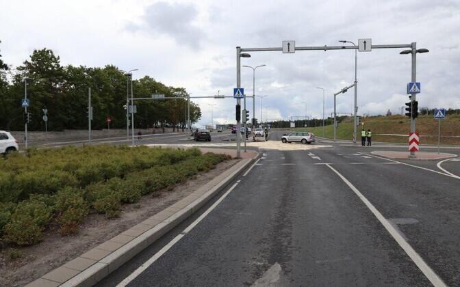 Liiklusõnnetus Filtri teel 12. augustil.