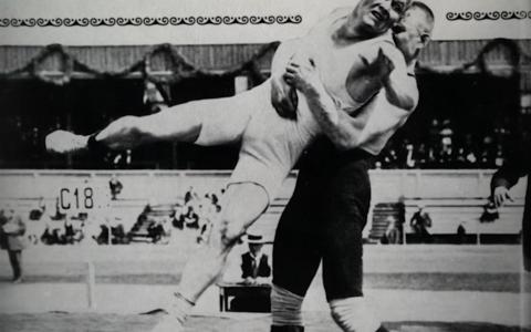 Martin Klein - maailmarekordiga esimeseks eestlasest olümpiamedalistiks.