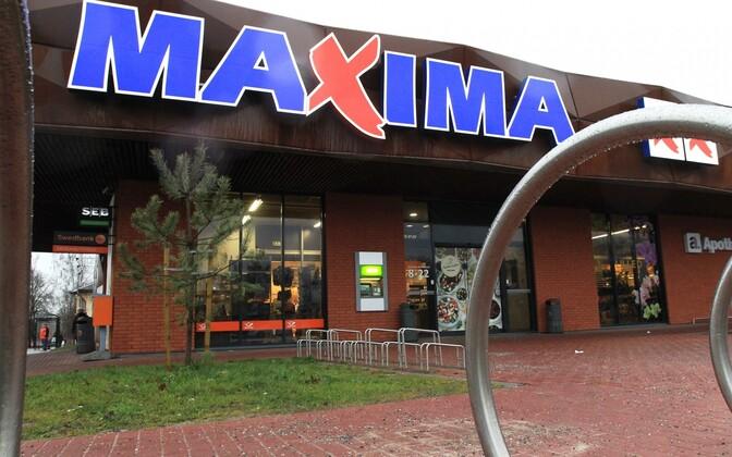 Maxima üritab taas Meriväljale poodi rajada. Fotol oleva XX pood asub Tartus.