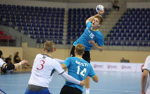 Kolme mänguga kolm parima mängija auhinda noppinud Alfred Timmo (viskel) on Eesti kasuks visanud 27 väravat
