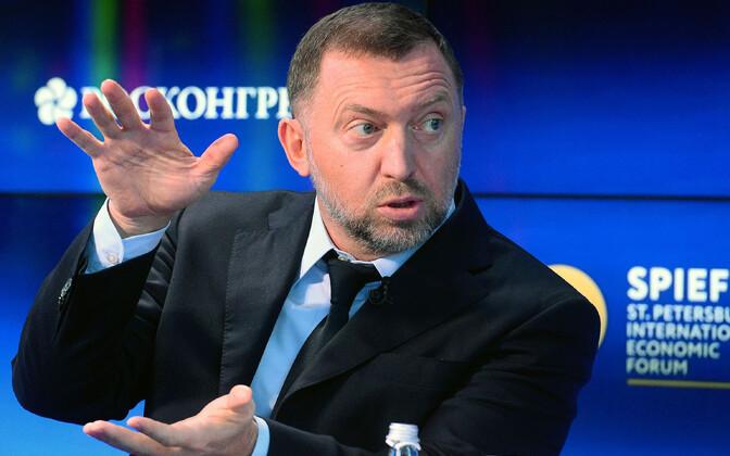 Oleg Deripaska.