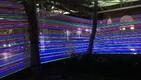 Работы светохудожников –участников мероприятия в парке Кейла-Йоа.
