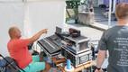 Nii sünnib kvaliteetne heli, mille eest raadios hoolitseb juhtivinsener Raul Raudlepp.