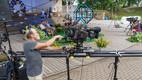 Mati Eriku slaideril töötav kaamera annab pildile juurde liikuvust.