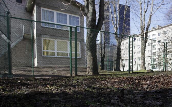 Детский сад  на улице Марди в Таллинне