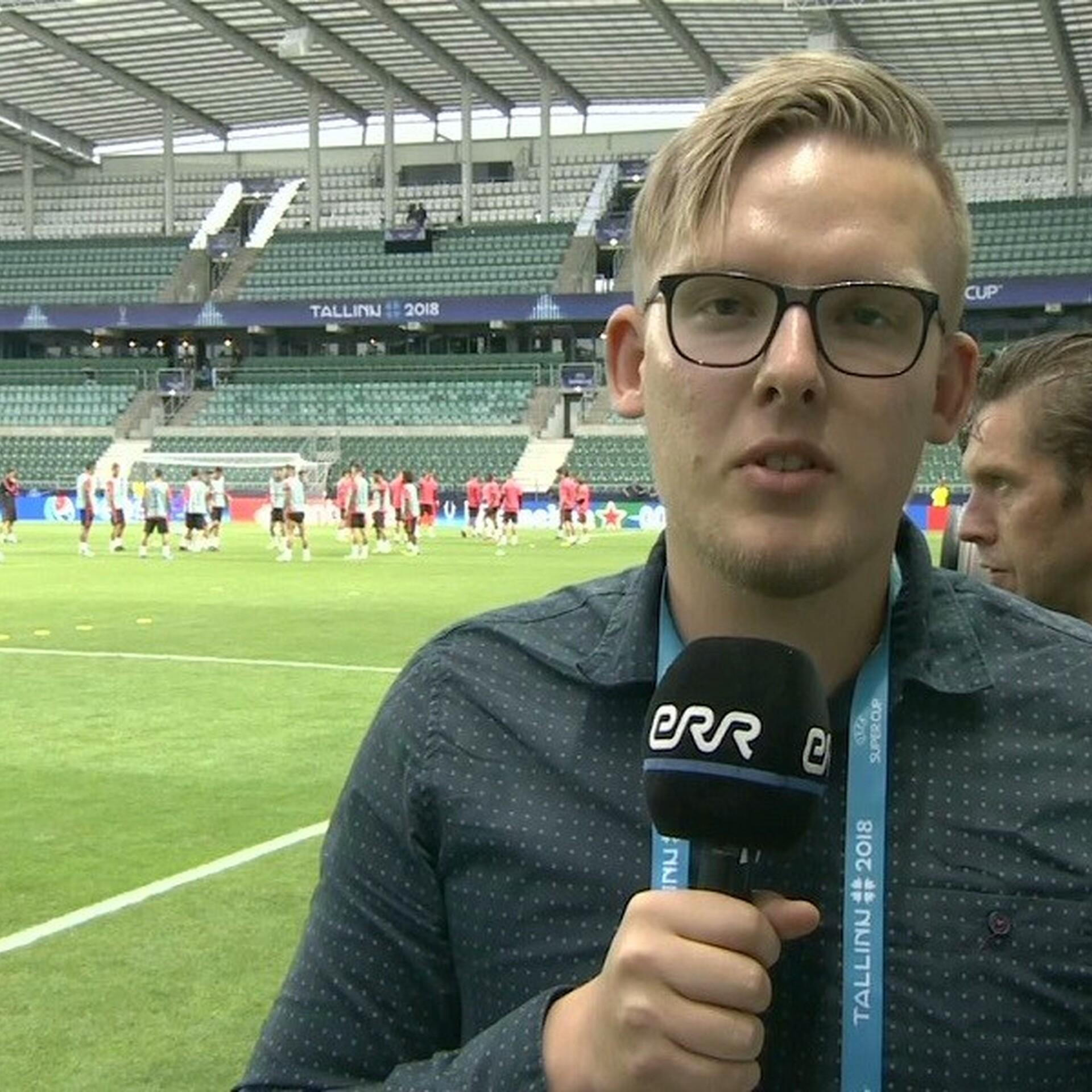 3ed84bfb216 UEFA Superkarikas toob Tallinnasse Euroopa tippude vastasseisu | Jalgpall |  ERR