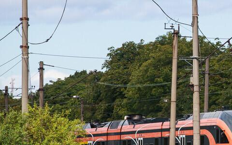 Поезд Elron