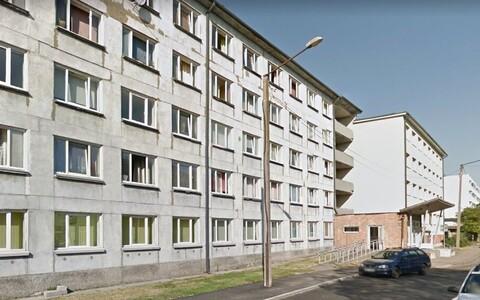 Социальный дом в Кристийне.