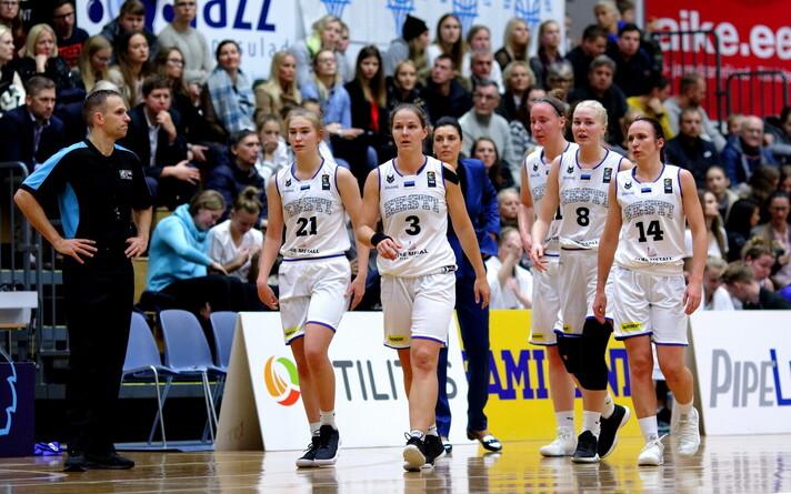 Eesti naiste korvpallikoondis