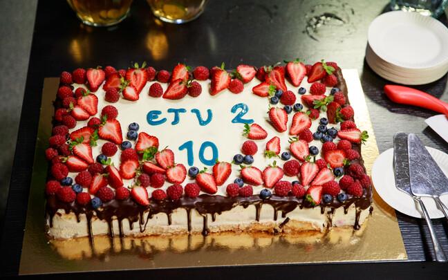 Десятилетие ETV2.
