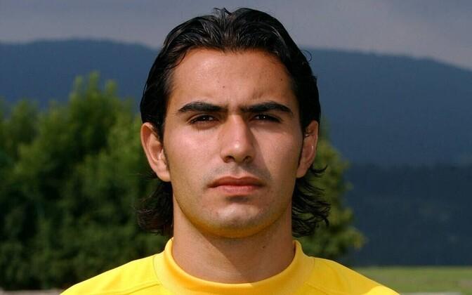 Davide Capello Cagliari särgis 2004. aastal