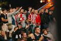За матчем Суперкубка УЕФА наблюдали и на площади Вабадузе.