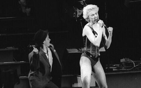 Madonna 1987. aastal Leedsis
