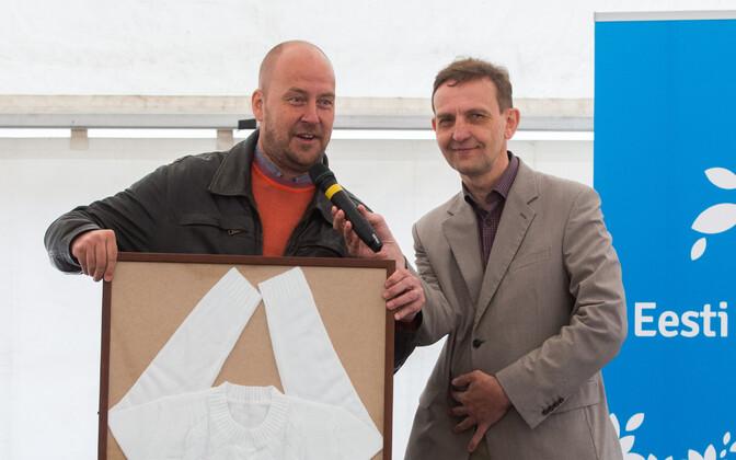 Artur Talvik ja Ardo Ojasalu