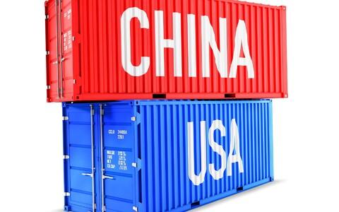 Торговая война между США и Китаем.