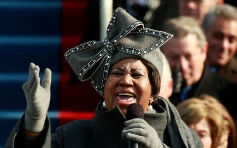 Aretha Franklin Barack Obama inauguratsioonil