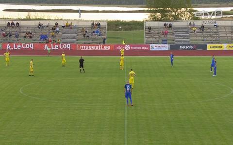 FC Kuressaare - Tartu Tammeka