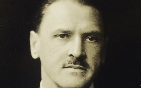 Inglise kirjanik William Somerset Maugham (1874–1965)