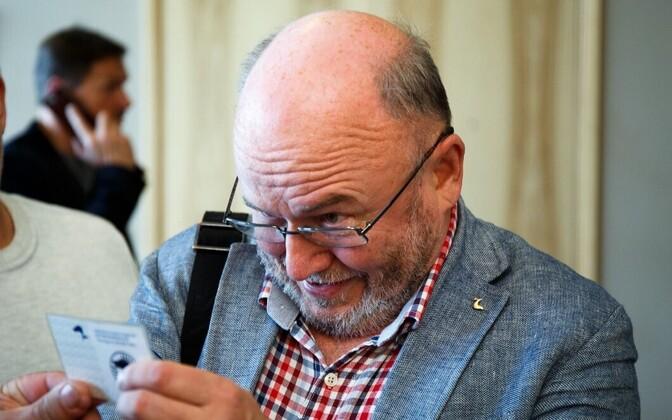 В сентябре Игорь Грязин уедет в Брюссель.