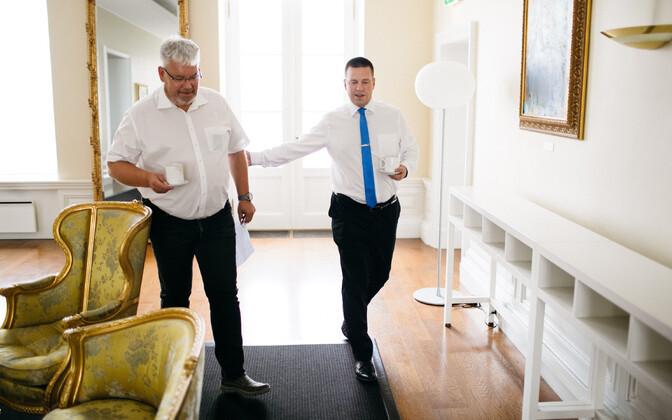 Toomas Sildami intervjuu peaminister Jüri Ratasega