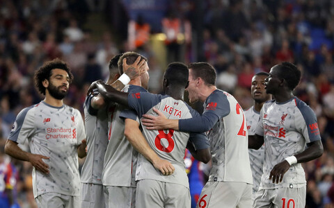 Crystal Palace - Liverpool