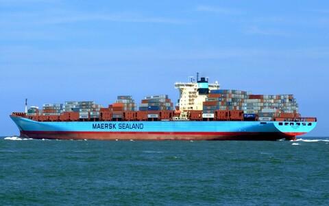 Контейнеровоз Maersk пройдет по Северному морскому пути.